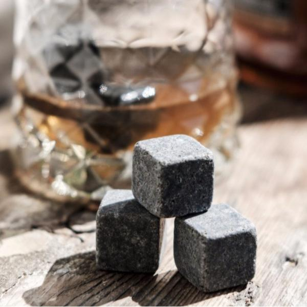 Cooling Whiskey Stones