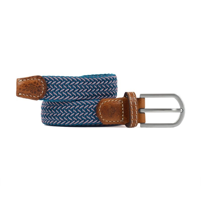 Slim Braided Belt - The Seoul