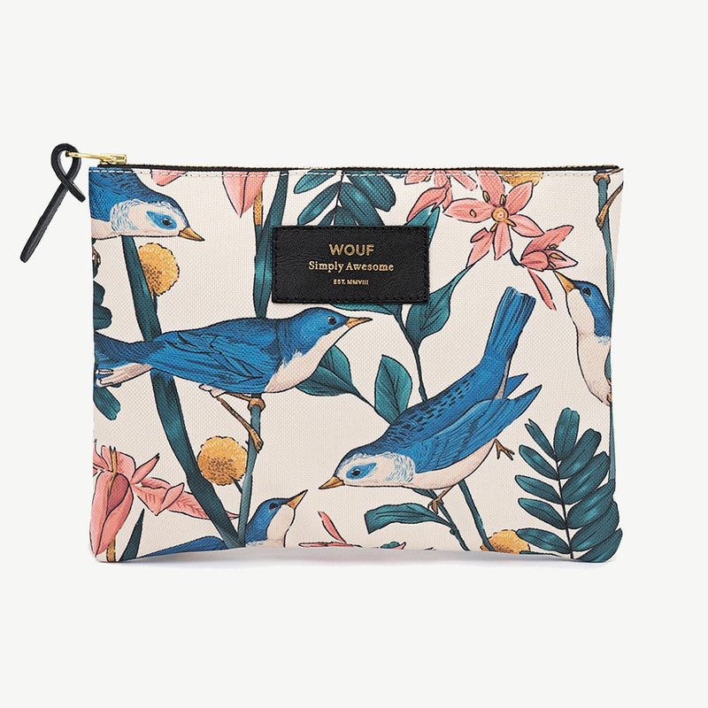 Birdies Large Pouch