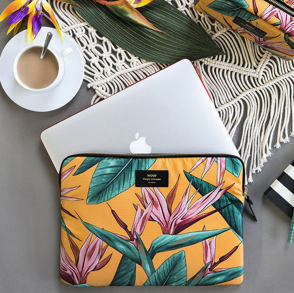 Birds of Paradise Laptop Sleeve 13inch