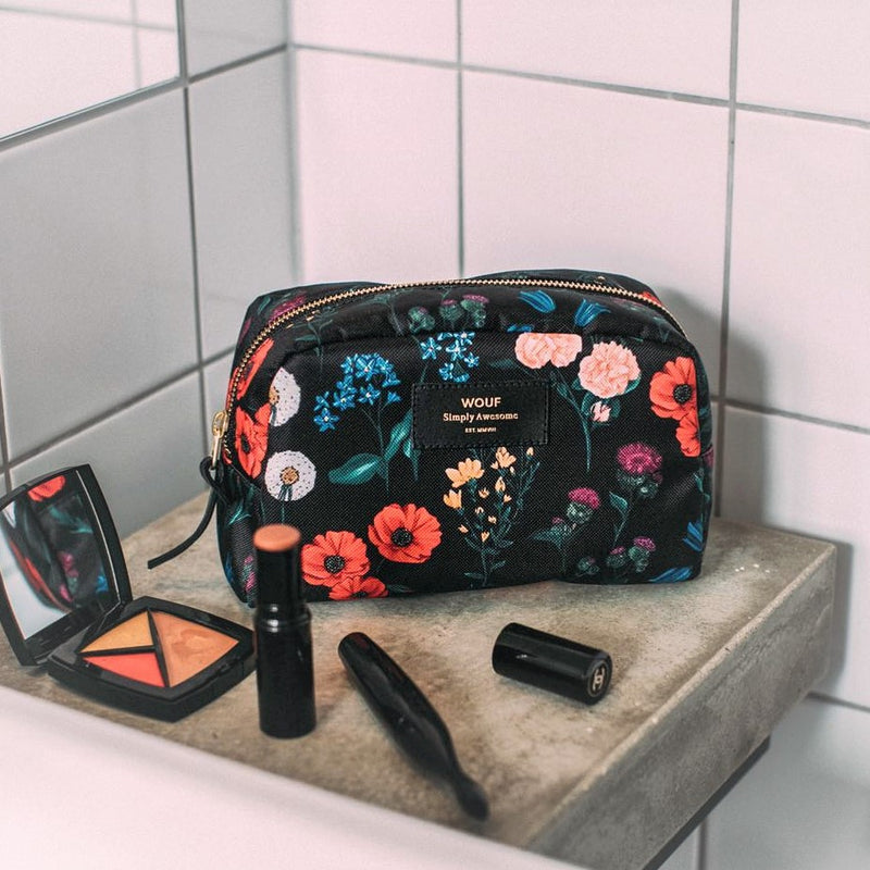 Blossoms Large Beauty Bag