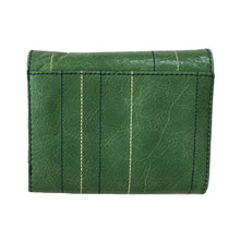 Load image into Gallery viewer, Highway Cora - The Highway Wallet | Glossy Green