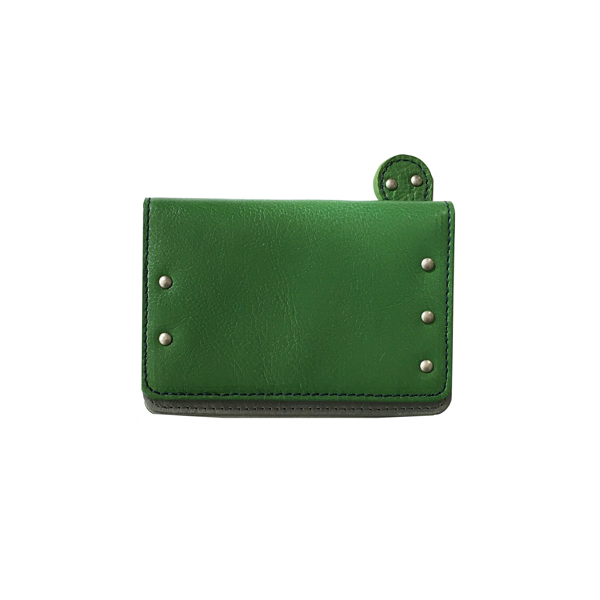 Highway Demi (B) - The Card Case | Green
