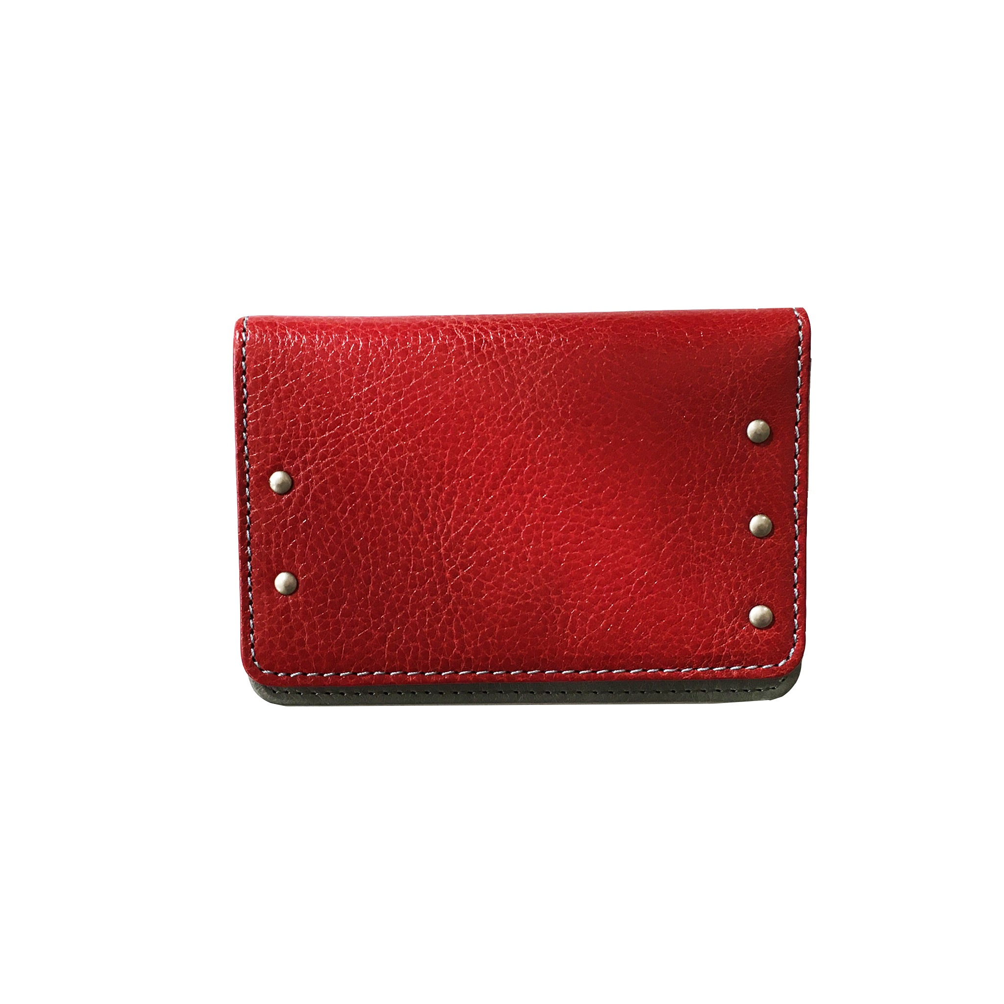 Highway Demi (B) - The Card Case | Red