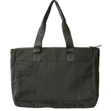 Load image into Gallery viewer, Devin - Large Tote w/ Layered Closure | Stone