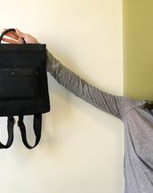 Sam - Mini BackPack | Black