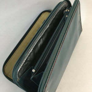 Special Double Deck Wallet | Azure