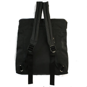 Kane | Large, Slim Backpack w/ Adjustable Straps | Ink
