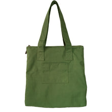 Load image into Gallery viewer, Mayka - Large Shoulder Bag Tote w/o Lining | Green