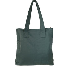 Load image into Gallery viewer, Mayka - Large Shoulder Bag Tote w/o Lining | Steel Blue