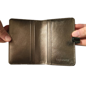 Highway Mille - The Card Case | Black