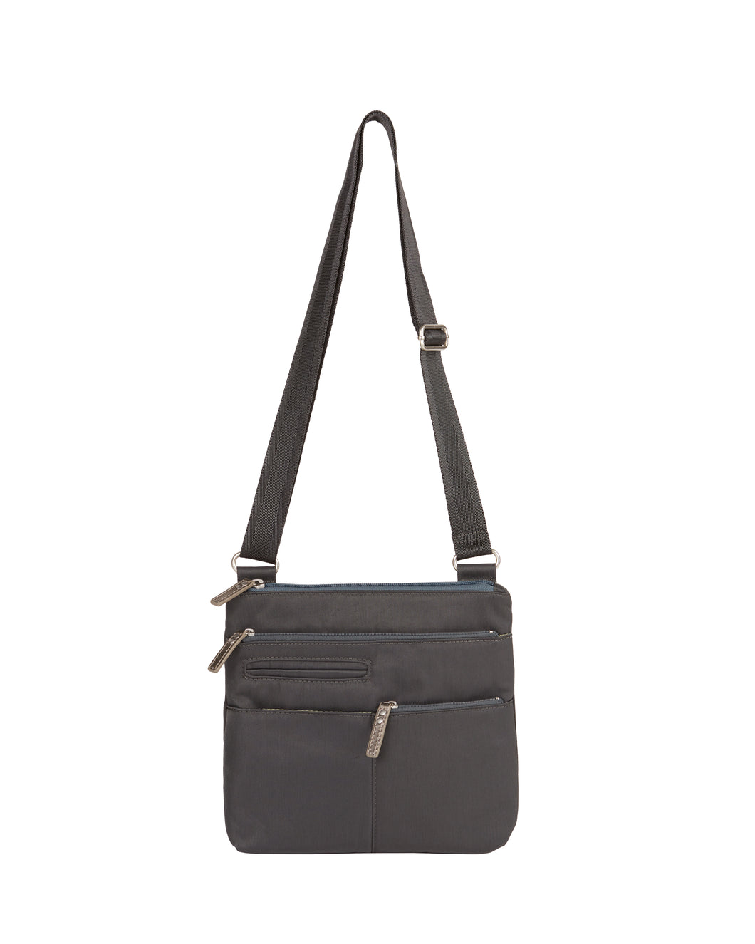 Highway Pete - Mini Multi - Pocket Bag / Rock Grey