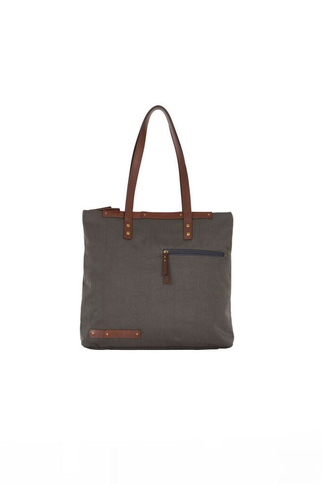 Thea - Tote Bag | Charcoal