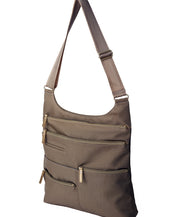 Lucy - Large Multi-Pocket | Mocha