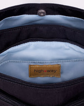 Lucy - Large Multi-Pocket | Black