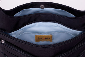 Highway Lucy - Large Multi-Pocket | Black
