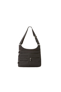 Highway Teela - Medium Multi-Pocket Bag | Black