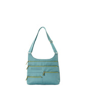 Teela - Medium Multi-Pocket Bag | Blue Jay