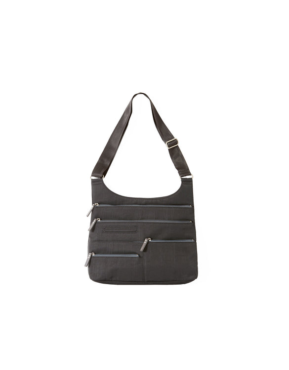 Teela - Medium Multi-Pocket Bag | Ink