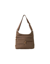 Teela - Medium Multi-Pocket Bag | Mocha