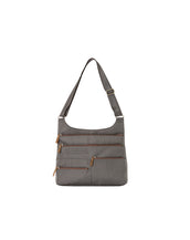Teela - Medium Multi-Pocket Bag | Stone & Bronze