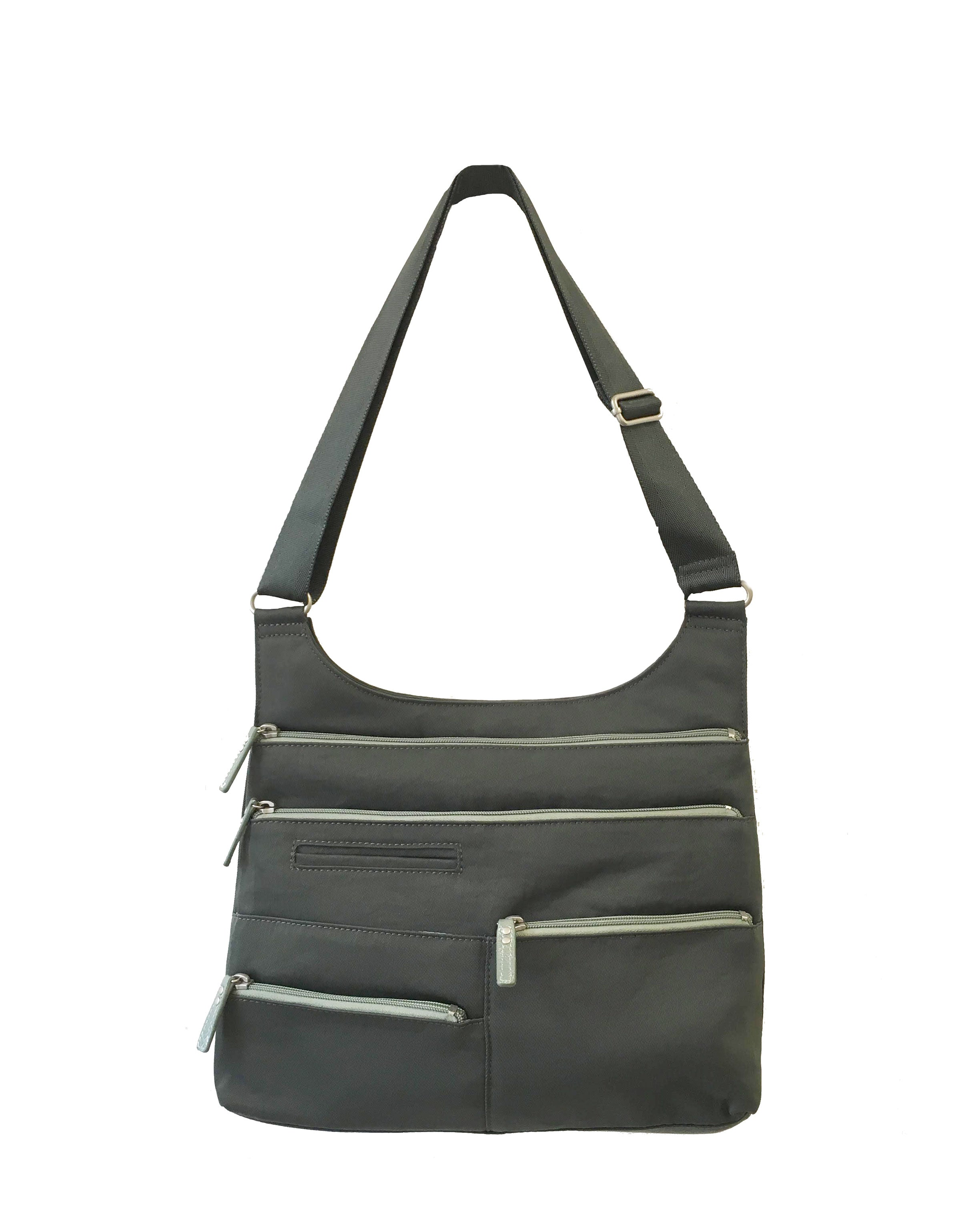 Highway Teela - Medium Multi-Pocket Bag | Kombu