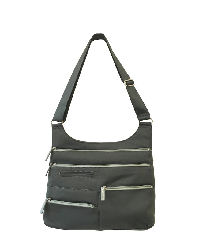 Teela - Medium Multi-Pocket Bag | Kombu