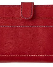 Collette-L | The Collette Wallet | Red