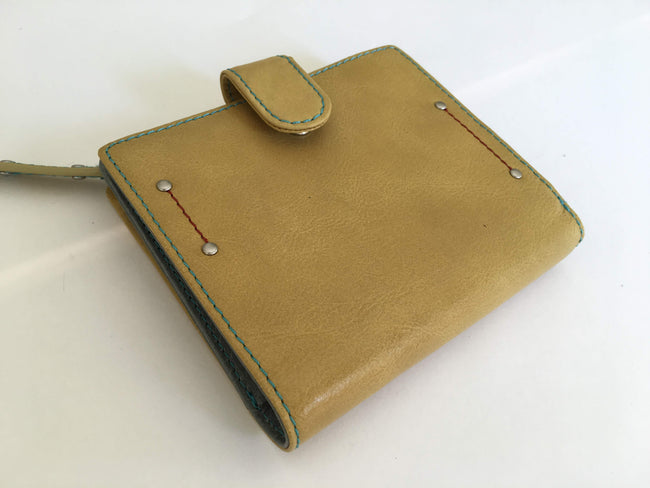 Sadie - The Highway Wallet | Yellow