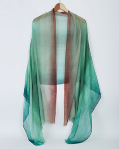 Highway Three Colors Stripe Scarf
