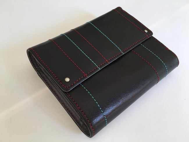 Cora - The Highway Wallet | Black