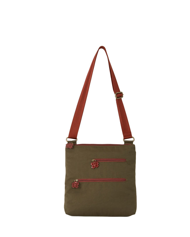 Erica - Flower Tabs Shoulder Bag | Seed