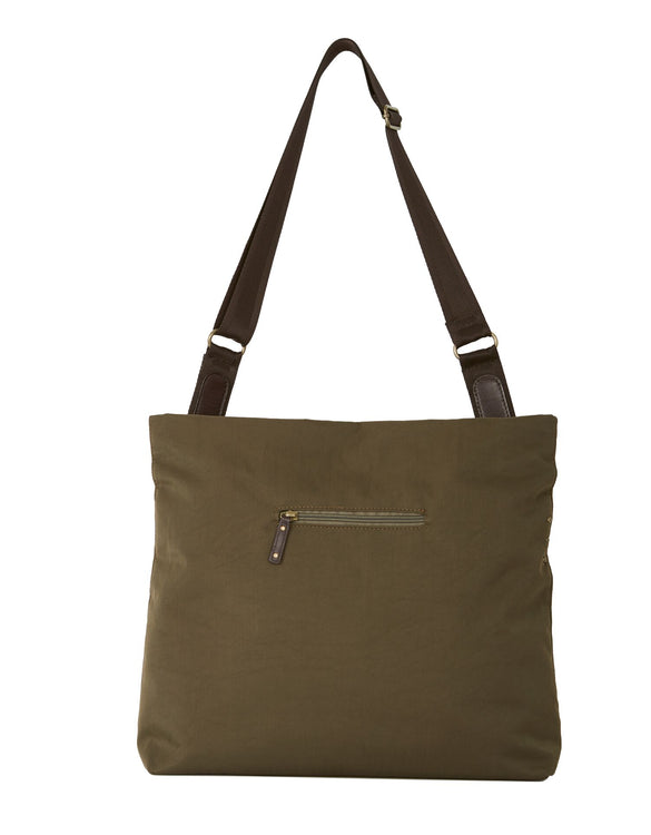 Jaycee - Two-way Messenger Bag | Seed
