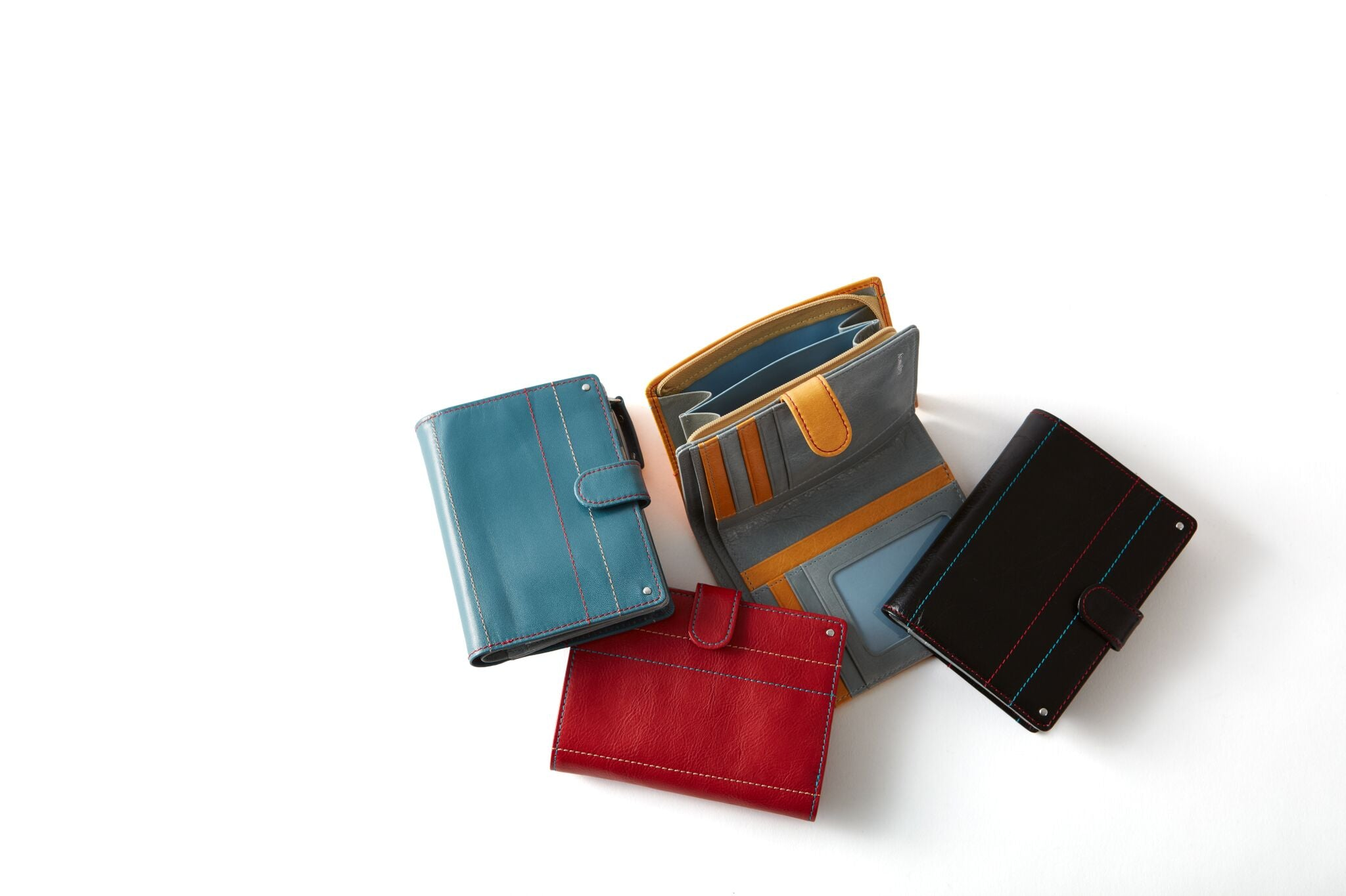 Highway Collette-L | The Collette Wallet | Yellow