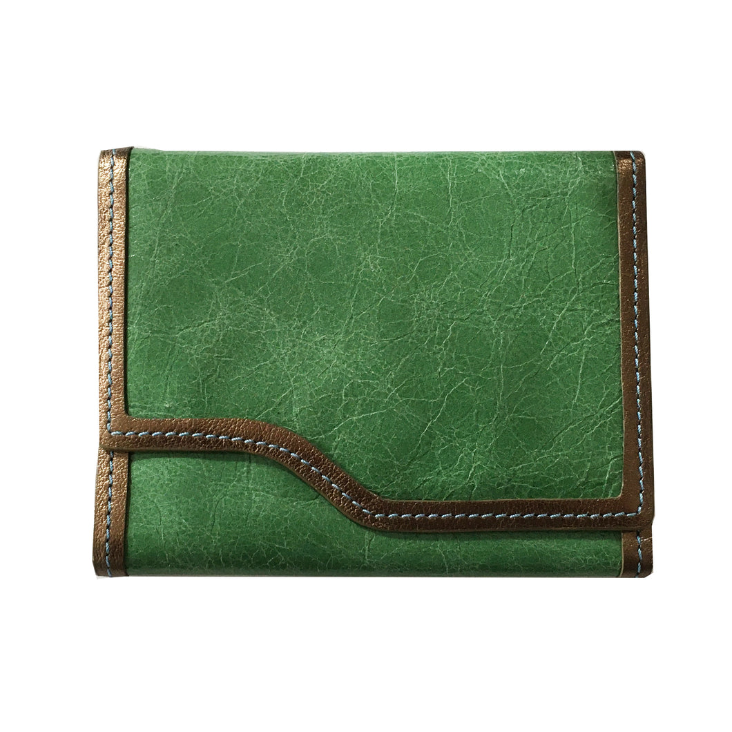 Highway Violetta - The Highway Wallet | Green