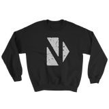 CLASSIC SWEAT BLACK - nevernorep