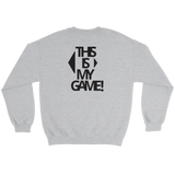GAMES SWEAT GREY - nevernorep