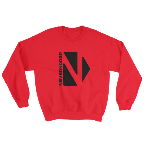 GAMES SWEAT W RED - nevernorep