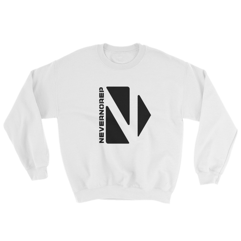 GAMES SWEAT W WHITE - nevernorep