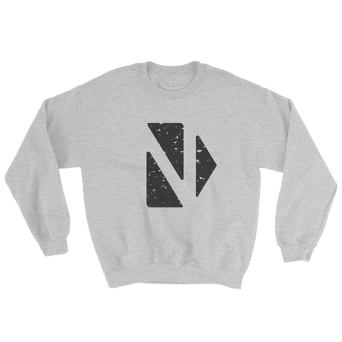 CLASSIC SWEAT GREY - nevernorep