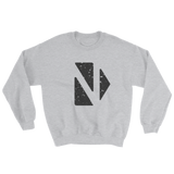 CLASSIC SWEAT W GREY - nevernorep