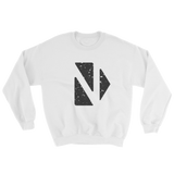 CLASSIC SWEAT W WHITE - nevernorep