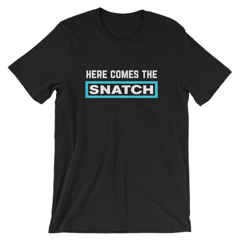 SNATCH BLACK/BLUE - nevernorep