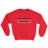 SNATCH SWEAT RED - nevernorep