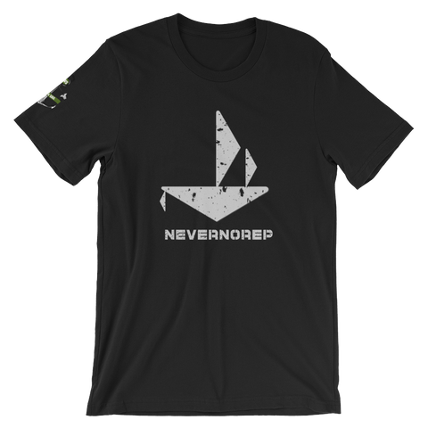 WOD & SAIL BLACK - nevernorep