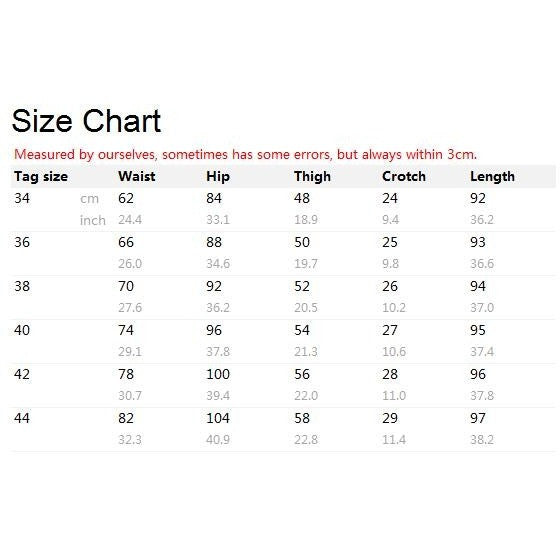 Chloe White Ripped Skinny Jeans | Size Chart | Chic Trendy Fashion Clothing | Bijou Blossoms