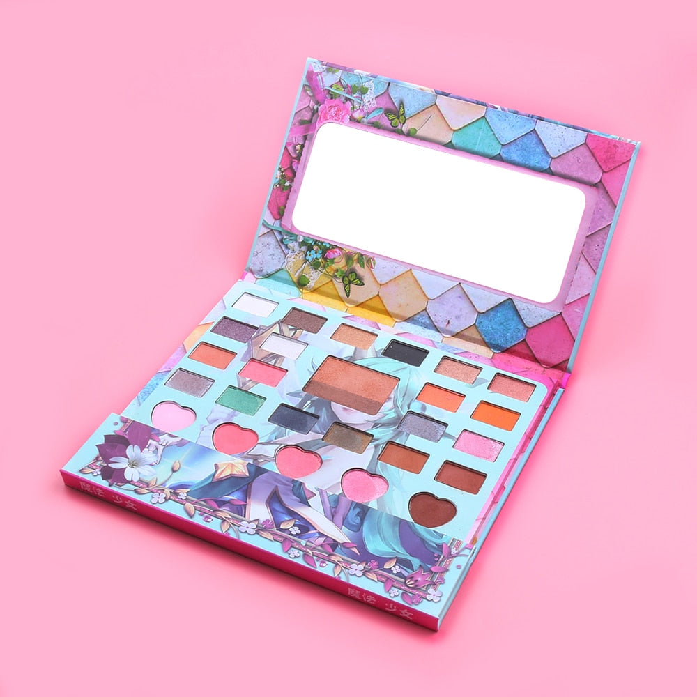 League of Legends Eyeshadow Makeup Palette | Cute Cosmetics | Bijou Blossoms