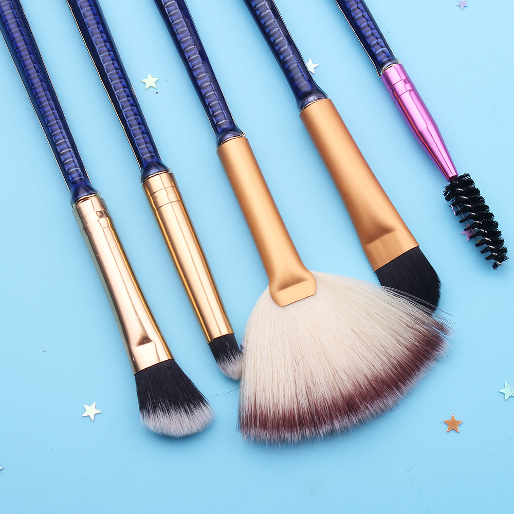 Wonder Woman Makeup Brush Set, Makeup Tools - Bijou Blossoms