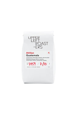 *NEW* Atitlan Guatemala - Red Apple, Hazelnut, Milk Chocolate