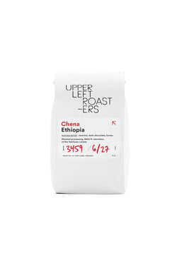 Chena Ethiopia - Jasmine, Dark Chocolate, Honey
